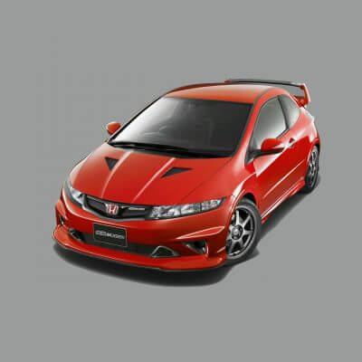 Honda Civic 8th Gen Roll Cages