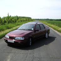 Ford Sierra Sapphire Roll Cages