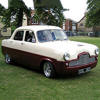 Ford Zephyr Mk1 Roll Cages