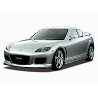 Mazda RX8 Roll Cages