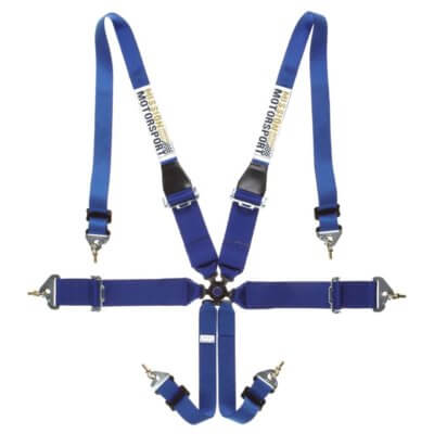 FIA HANS Motorsport Harnesses