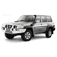 Nissan Patrol Roll Cages